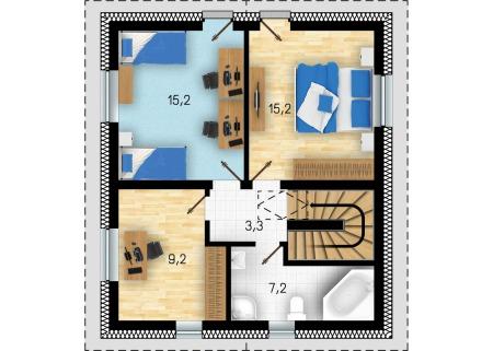 Wir bauen Einfamilienhäuser, Zweifamilienhäuser, Wohnungen im Geschosswohnungsbau, Reihenhäuser, Doppelhaushälften, Villen, Ferienhäuser, Landhäuser und Garagen.