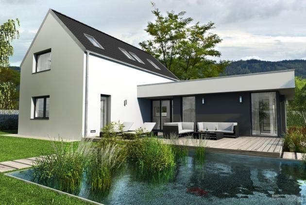Bauen Sie ein Massivhaus zum günstigen Preis in guter Qualität. Im Ostalbkreis und in den Landkreisen Schwäbisch Hall, Heidenheim, Ansbach und Donau - Ries. Hausbau zum günstigen Preis. Massivbau.
