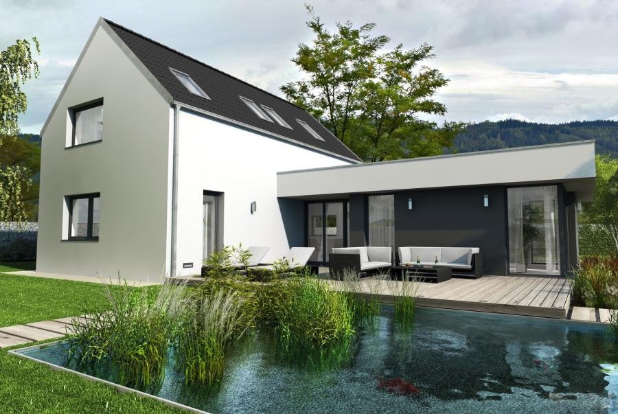 Bauen Sie Ein Massivhaus Zum Günstigen Preis In Guter Qualität. Im  Ostalbkreis Und In Den